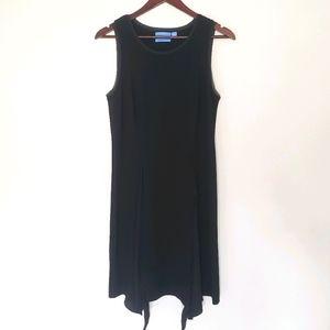 Simply Vera Vera Wang Sleeveless Black Dress